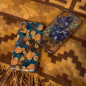 iPhone X Phone Case, Selling together only.